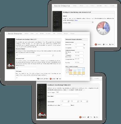 multi tenant backup solution